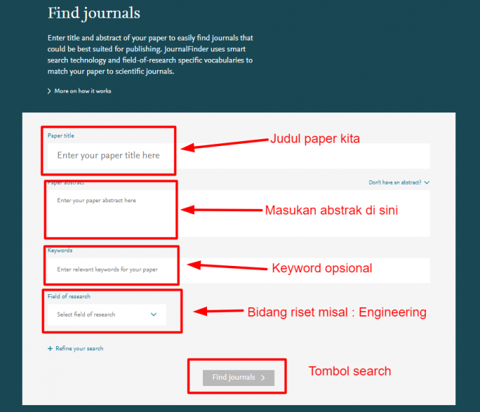 cara mencari jurnal internasional scopus