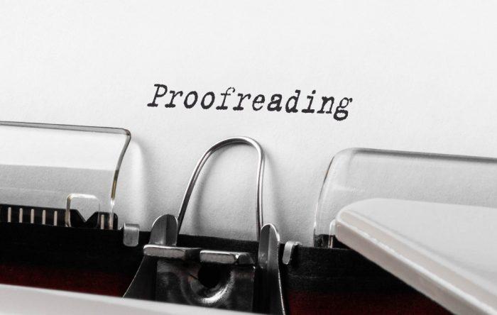 apa itu proofreading
